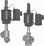Запорно-регулирующие клапаны с пневмоприводом
